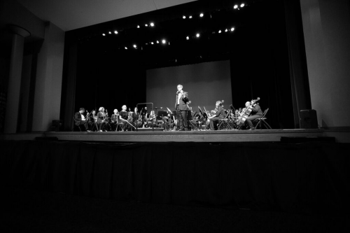 KR- Orchestra Stage